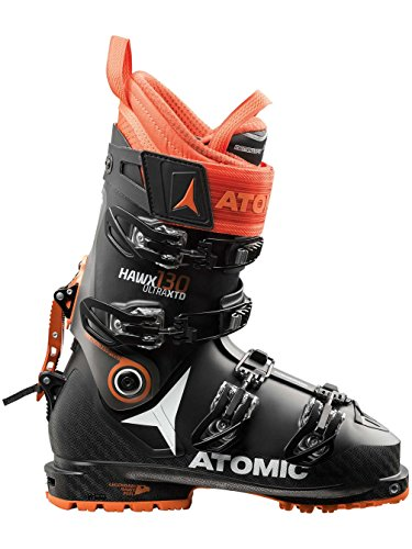 Atomic HAWX UL XTD 130 (Black/Anthracite/Orange, 28.5)