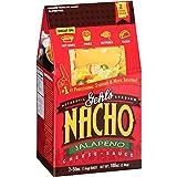 Gehls Authentic Stadium Jalapeno Nacho Cheese Sauce (2 Bags, 50 Ounces Each)