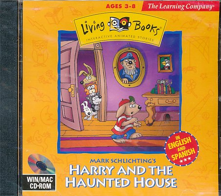 Harry and the Haunted House (Living Books)