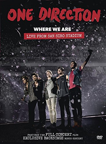Where We Are: Live From San Siro Stadium (One Direction One Direction One Direction One Direction)