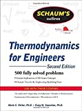 Schaum's Outline of Thermodynamics for Engineers, 2ed (Schaum's Outline Series) by Merle Potter (2009-05-20)