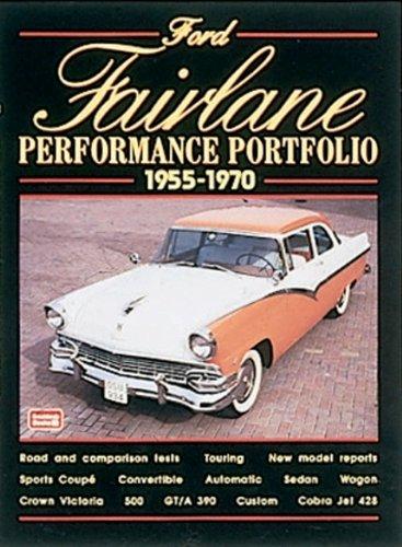 Ford Fairlane 1955-1970 Performance Portfo (Performance - In Fairlane Stores