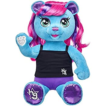 Amazon.com: Build A Bear Workshop Honey Girls Misha: Toys ...