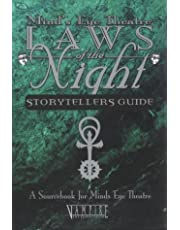Laws of the Night: Mind's Eye Theatre Storytellers Guide