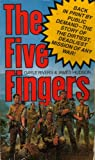 Front cover for the book The Five Fingers by Gayle Rivers