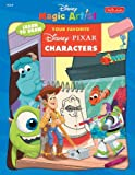 Learn to Draw Your Favorite Disney/Pixar Characters (DMA LearntoDraw Books)