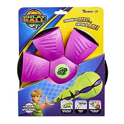 Vivid Imaginations Phlat Ball V3 Fusion: Toys & Games