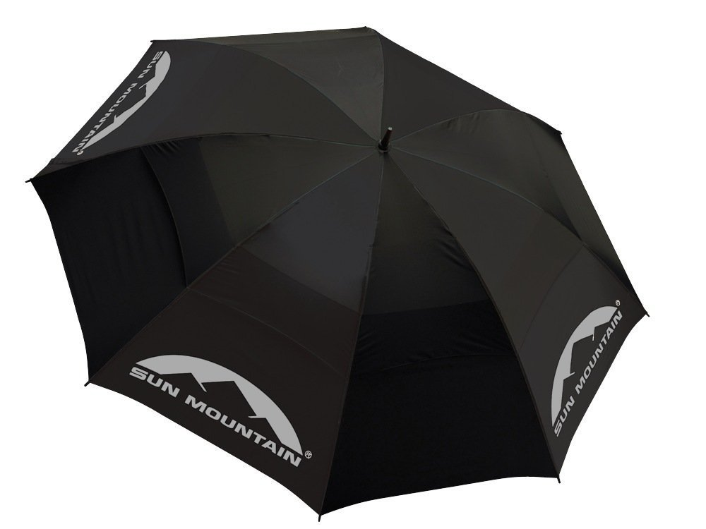 Sun Mountain 2017 Umbrella Manual, Black