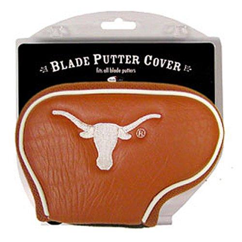 NCAA Texas Longhorns Golf Blade Putter Cover