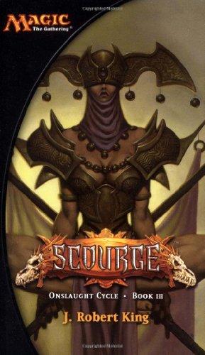 Scourge Onslaught Cycle (magic The Gathering) [King, J. Rob] (De Bolsillo)