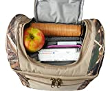 Bayfield-Bags-Camo-Insulated-Double-Decker-Lunch-Bag-Cooler-11x11x8-Inch