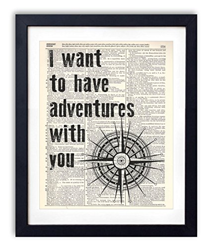 i-want-to-have-adventures-with-you-2-typography-vintage-dictionary-art-print-8x10