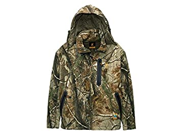 0857ac83e3dd1 Browning Men Scent Control Hydro-Fleece Waterproof Insulated Jacket  3049422104 XL, Clothing - Amazon Canada