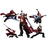 Revoltech Devil May Cry Dante 03 action figure
