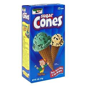 Keebler Ice Cream Sugar Cones, 12 Count