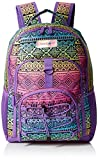 Limited Too Big Girls Bungee Backpack, Ombre Aztec, One Size