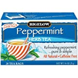Bigelow Tea, 20 Bags – Purely Peppermint (3 Pack) Review