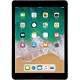 Apple iPad 9.7-Inch 32GB with WIFI, Bluetooth, Touch ID, Apple Pay, Siri, Mobile Hotspot Capability, Video Recording Capability, GPS Enabled, Space Gray
