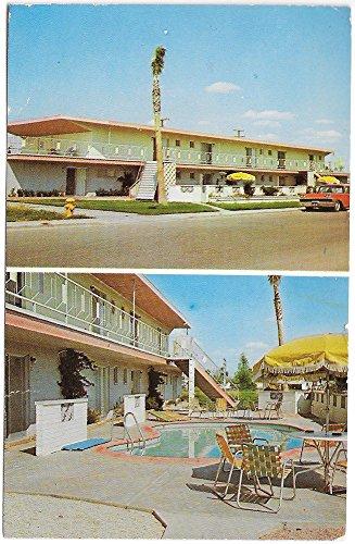 Postcard The Showboat Apartments in Mesa, Arizona~96089