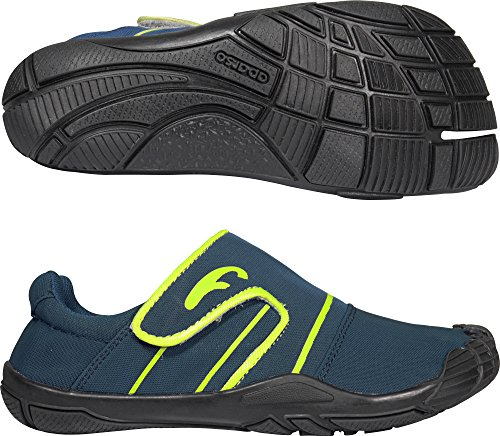 Freet Original Zapatillas de running Azul - Ocean Blue/Lime
