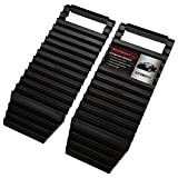 Stalwart 75-ST6006 Emergency Tire Traction Mat (Snow, Ice, Sand and More)