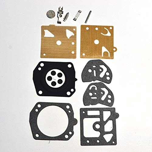 - CNLEIFU Carburetor Rebuild Kit Carb Repair Set Gasket Diaphragm for Walbro K22-HDA Fit Honda GX100 Tanaka TBC422C,TEA500, ECS506 650,EHC120,TC47