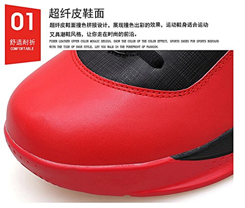 Fall Fashion Slip K3K Hot Basketball Men's White Casual New Resistant Shoes qwIARnt