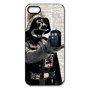 Mystic Zone Doctor Who Tardis Door Cover Case for iPhone 4/4S TPU Back Cover Fits Case KEK2115 by runtopwell