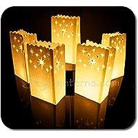Bolsas decorativas para velas, Linternas de papel bolsas