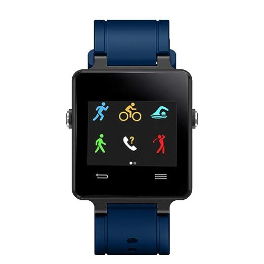 Correa Silicona Acetato de Garmin Vivoactive de Nueva Banda de Deportes Pulsera de Moda Banda Color sólido Strap de Informal Reloj Venda: Amazon.es: Relojes