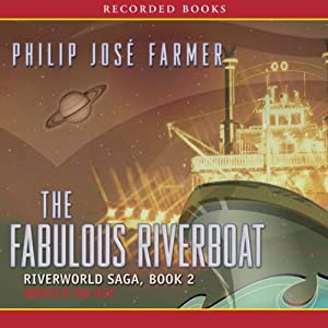 The Fabulous Riverboat Audiobook