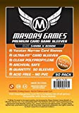 (US) Yucatan Narrow Card Game Sleeves (50)