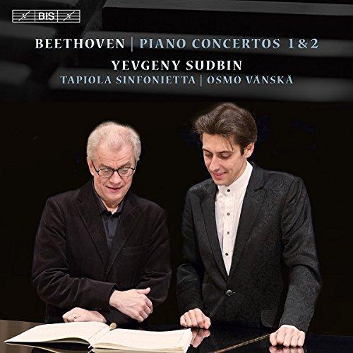 SACD : BEETHOVEN,L. V. - Ludwig Van Beethoven: Piano Concertos Nos 1 & 2 (Hybrid SACD)