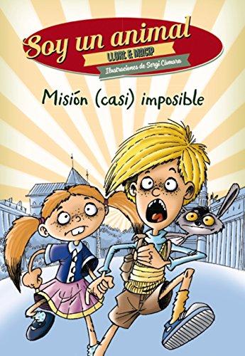 Amazon misin casi imposible literatura infantil 6 11 aos misin casi imposible literatura infantil 6 11 aos narrativa fandeluxe Gallery