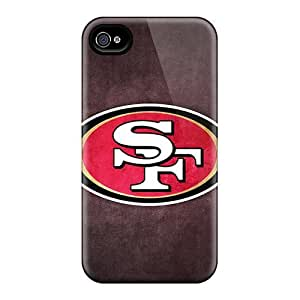 Brand New 4/4s Defender Case For Iphone (san Francisco 49ers)