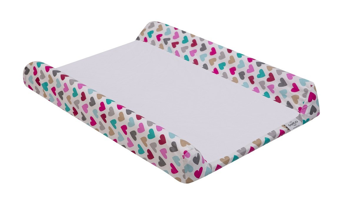KempKids Cover for Changing Mat Size: 50x70 cm Bicycle Sango Trade