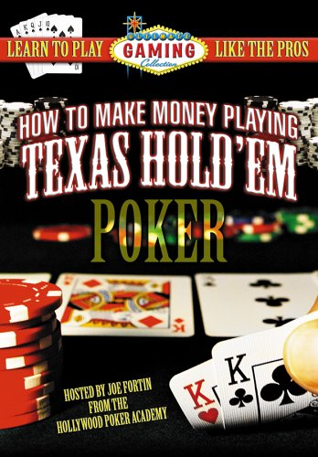 How to Make Money Playing Texas Hold'em - Poker Collection Dvd Ultimate