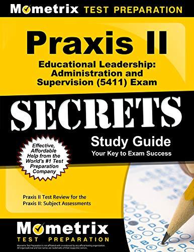 praxis ii educational leadership - 1