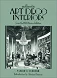 img - for Art Deco Interiors book / textbook / text book