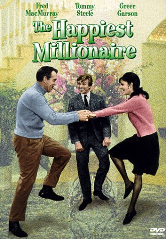 The Happiest Millionaire by Starz / Anchor Bay