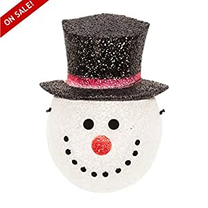 Halloween Light Cover Porch Snowman Holiday Christmas Flexible Plastic Set Of 2 Covers - Skroutz