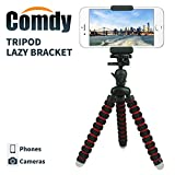 Mini Cell Phone Tripod Stand, Flexible mobile phone holder, Octopus Mount for iPhone