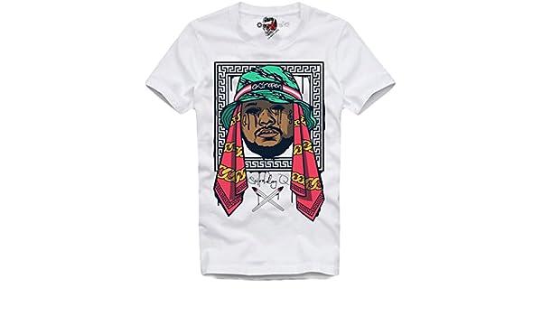 E1Syndicate T Shirt Schoolboy Q Lil Uzi Yachty Pump Wayne Peep XAN XmLhO8TJdt