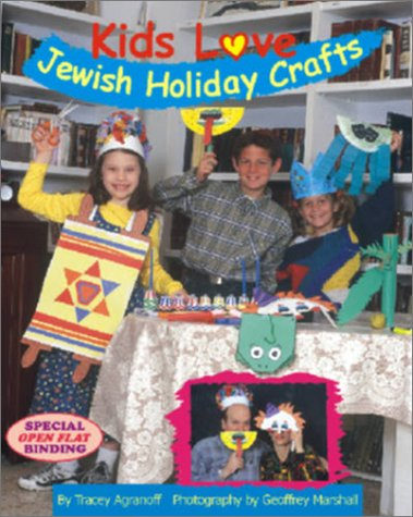 Download Kids Love Jewish Holiday Crafts PDF