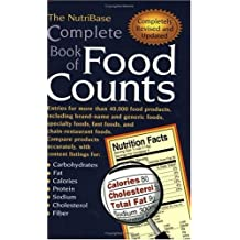 The NutriBase Complete Book of Food Counts by NutriBase (2001-11-02)