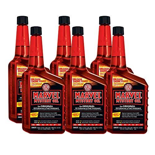 Marvel MM13R-6PK Mystery Oil – 32 oz., (Pack of 6)