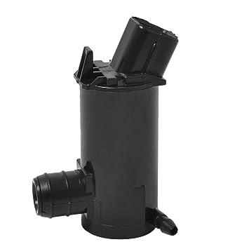 Foru-1 9851026000 - Bomba para limpiaparabrisas para Hyundai Accent Azera Elantra Genesis: Amazon.es: Coche y moto