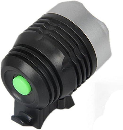 LILICAT 3000 Lumen XML Q5 Interfaz LED Bicicleta Luz de la ...
