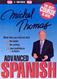 Michel Thomas Advanced Spanish (CD)