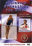 Beginning Gymnastics for Girls: Skills and Progressions DVD featuring Coach Steve Nunno